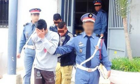 الدرك الملكي يعتقل 5 شبان ويستمع ل3 أخرين في قضية حفر نفق تحت أرضي بأمزميز-media-1