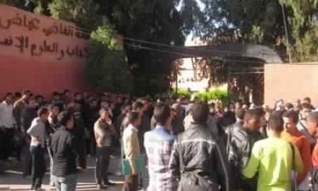 جامعة القاضي عياض تكشف أرقام الموسم الجامعي 2015/2016-media-1