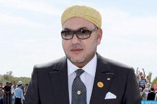 محمد السادس ينهي إجازته  بفرنسا ويعود إلى المغرب لأداء مراسيم صلاة العيد بالرباط-media-1