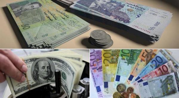إجراءات جديدة تشدد على تداول العملة الصعبة بالمغرب